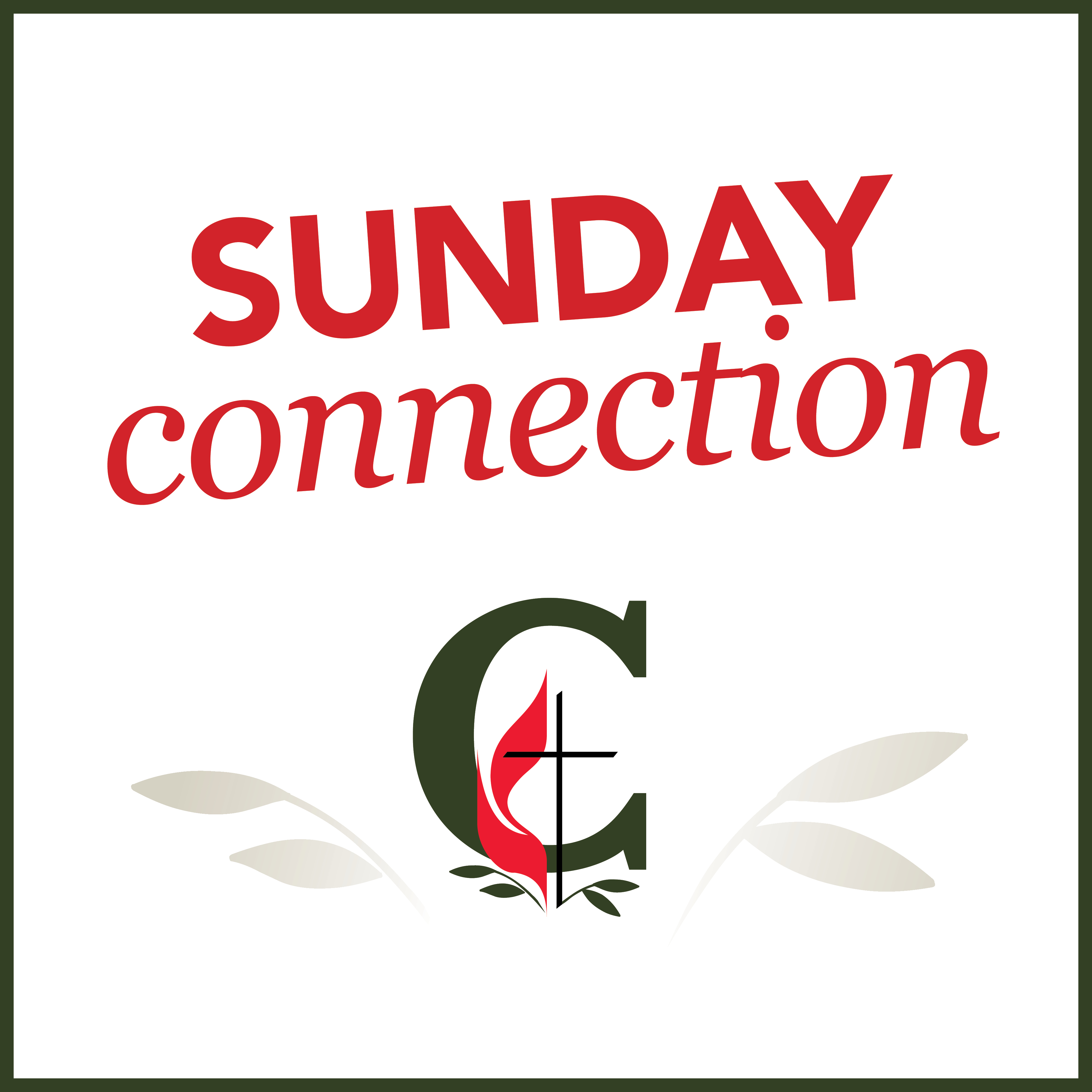 Sunday Connection Link